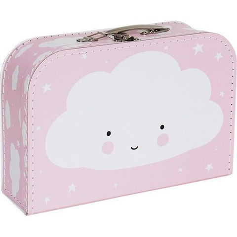 Suitcase Cloud Pink