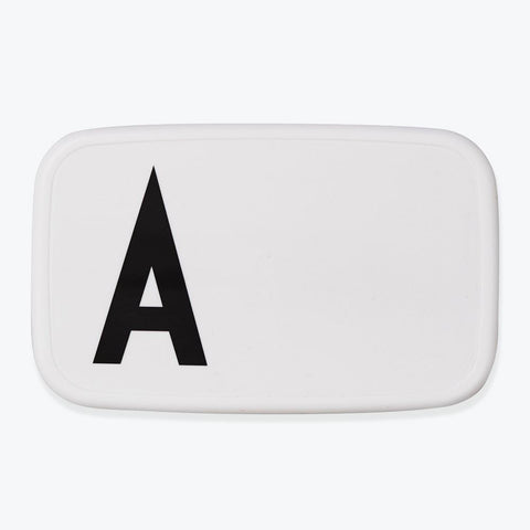 Design Letters - Personal Lunch Box
