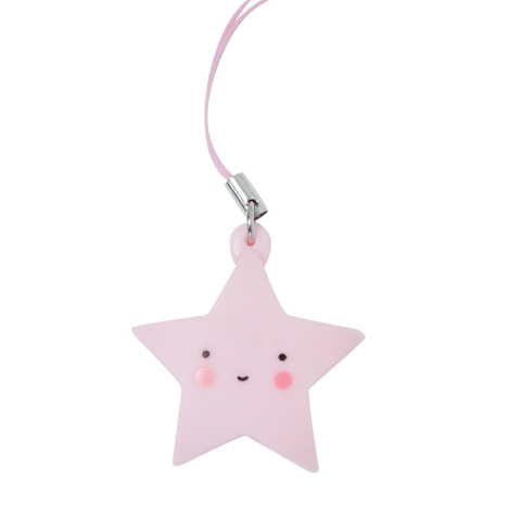 A Little Lovely Company - Lucky Charm Pink Star