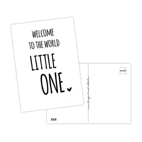 Huusje - Wishcard Little One