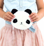 A Little Lovely Company - Pocket Money Purse Fluffy Panda