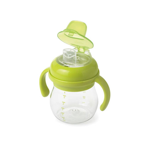 Oxo Tot - Soft Spout Cup with Handles 150 ml Green