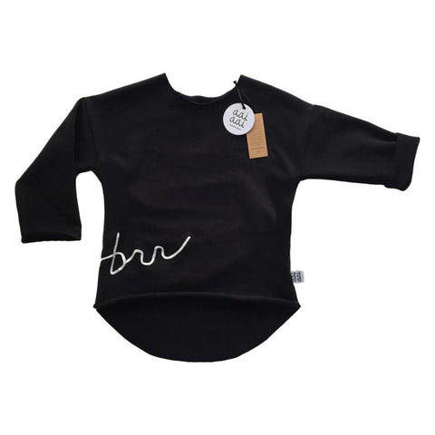 Aai Aai - Sweater BRR Black