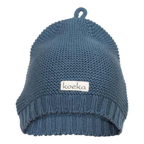 Koeka - Baby Hat Fox Lake Blue