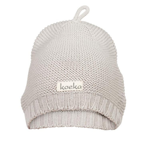 Koeka - Baby Hat Fox Lake Grey