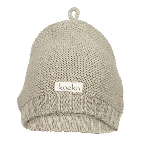 Koeka - Baby Hat Fox Lake Olive Green
