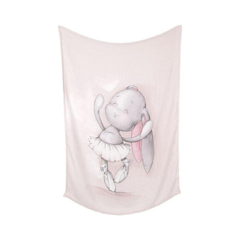 Effiki - Bamboo Swaddle Effik Dancing Ballerina