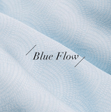 Les Rêves d'Anaïs - Fleece Blanket Blue Flow