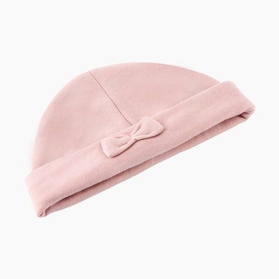 House of Jamie - Bow Tie Hat Powder Pink