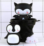 A Little Lovely Company - Bucket and spade set Black