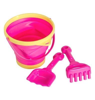 A Little Lovely Company - Bucket and spade set Pink