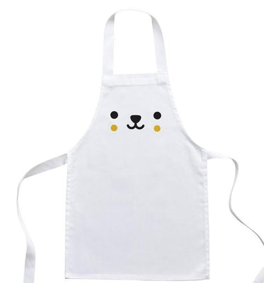 Buddy and Bear - Toddler Apron Bear