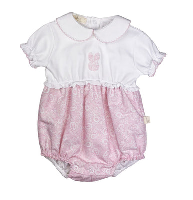Baby Gi - Romper Little Bunny Pink