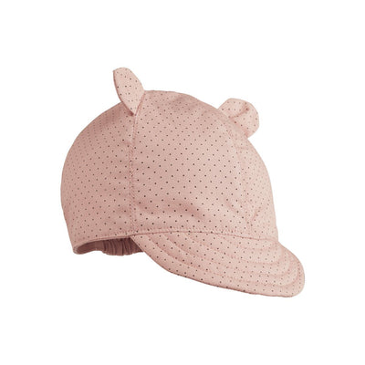 Liewood - Ike Sun Hat Little Dot Rose