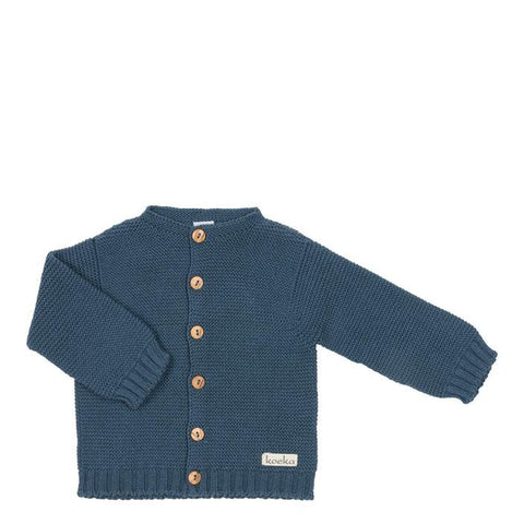 Koeka - Cardigan Fox Lake Blue