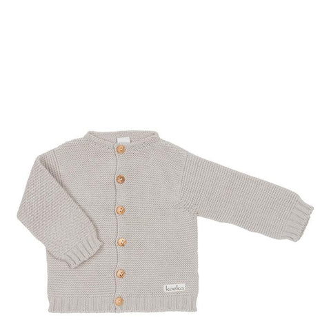 Koeka - Cardigan Fox Lake Grey