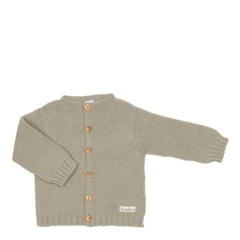 Koeka - Cardigan Fox Lake Olive Green