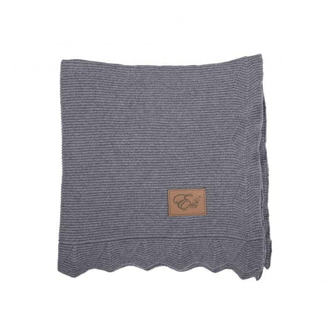 Effiki - Cashmere Blanket Grey