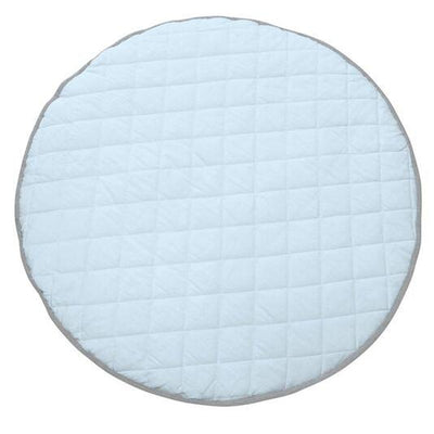 Mister Fly - Playmat Quilted Reversible Light Blue/Light Grey