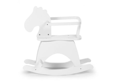 Childhome - ROCKING HORSE WHITE + BRACE