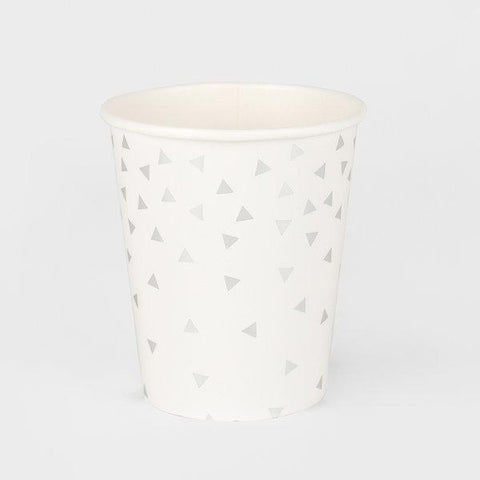 My Little Day - Silver Triangles Cups
