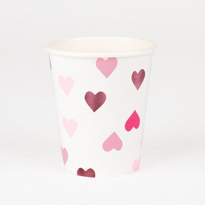 My Little Day - Hearts Cups