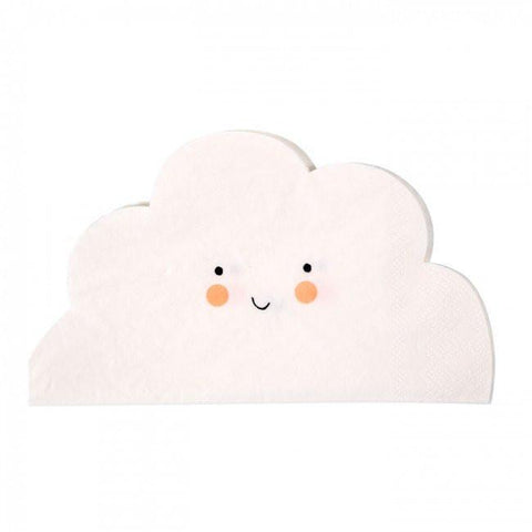 Meri Meri - Cloud Shaped Napkins