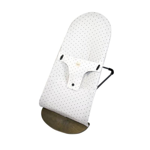 Fundas - Bouncer Cover Babybjörn BALANCE White Star