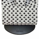 Fundas - Bouncer Cover Babybjörn SOFT Black Star