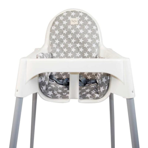 Fundas - Cover for high chair Ikea ® fun vintage star