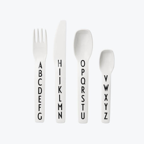 Design Letters - Kids Cutlery set