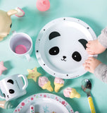 A Little Lovely Company - Dinner Set Panda