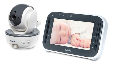 Alecto - Baby Monitor With Camera And Color Display