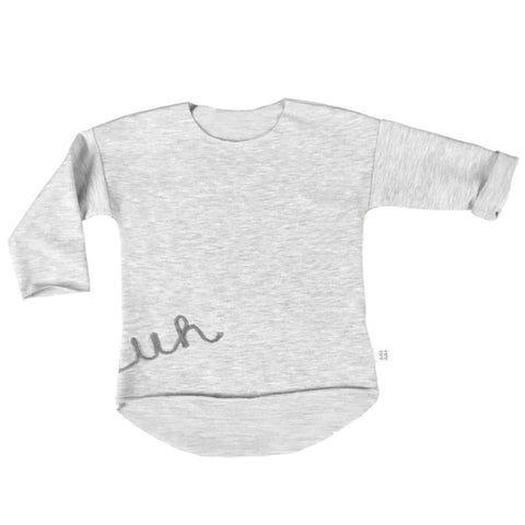 Aai Aai - Sweater Uh Grey