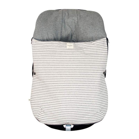 Fundas - Footmuff for car seat group 0 Kodak Stripes