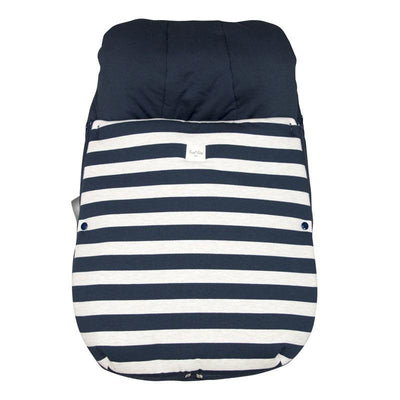 Fundas - Footmuff for car seat group 0 Paris Stripes