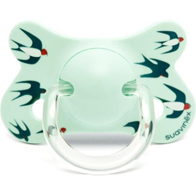 Teether Suavinex Fusion Swallow Mint (4-18M)