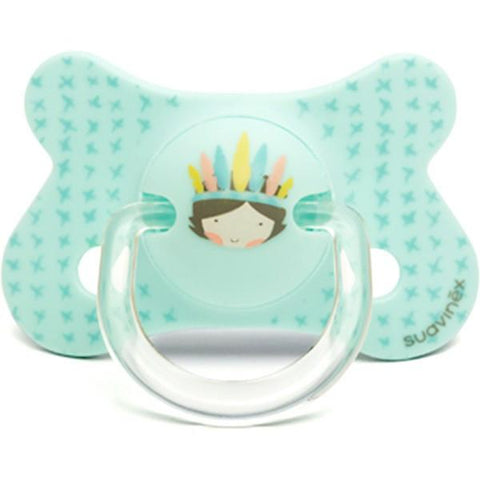 Teether Suavinex Fusion Indian Mint (4-18M)