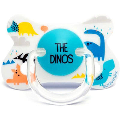 Teether Suavinex Fusion The Dinos (4-18M)