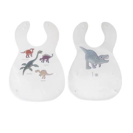 Sebra - Bib Dino (2 pieces)