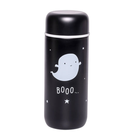 A Little Lovely Company - Insulated stainless steel drink bottle Ghost
