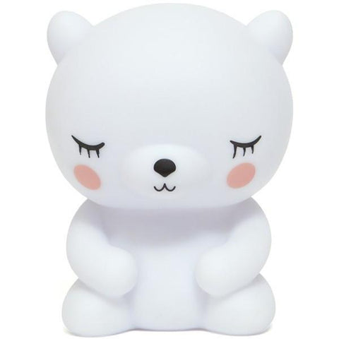Petit Monkey - Night Light Polar Bear