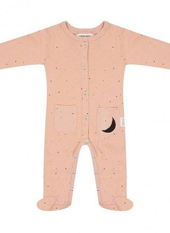 Little Indians - Jumpsuit Little Star Dusty Coral