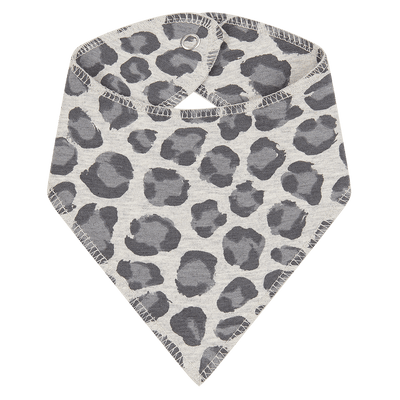 House Of Jamie - Burp Bib Rocky Leopard