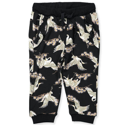 Petit Sofie Schnoor - Pants Black Bird