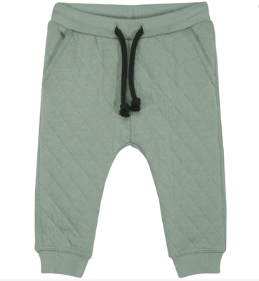 Petit Sofie Schnoor - Pants Dusty Green