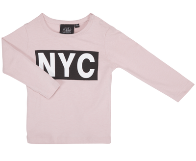 Petit Sofie Schnoor - T-Shirt Long Sleeve NYC Powder
