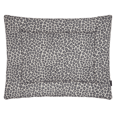 House Of Jamie - Playpen Mat Reversible Rocky Leopard and Stone