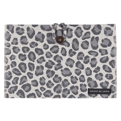 House Of Jamie - Travel Changing Mat Rocky Leopard