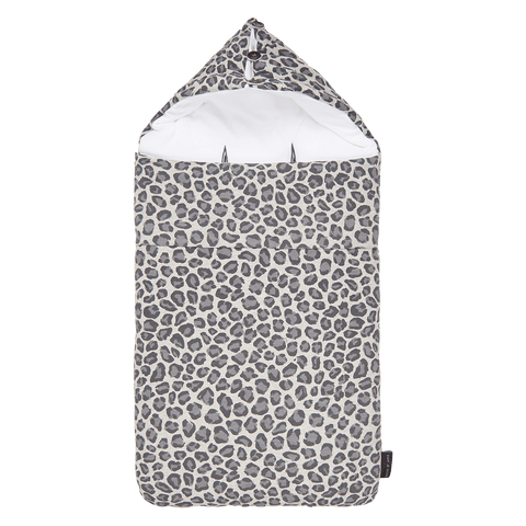 House Of Jamie - Travel Sleeping Bag Rocky Leopard